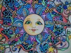 The Psychedelic Summer, Singleton Hippie Art