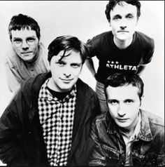 Teenage Fanclub are a Scottish alternative rock band formed in Bellshill in 1989.  I'm surprised I never came across this band before!  To me, this new unknown alternative sound has been exactly what I've been looking for and why I LOVE exploring new bands.