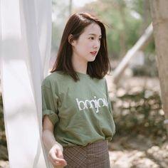 Korean Medium Hair, Asian Short Hair, Medium Hair Cuts, Short Curly Hair, Medium Hair Styles, Curly Hair Styles, Short Hair Korean Style, Korean Short Hairstyle, Ulzzang Short Hair