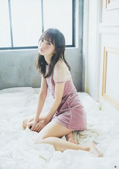 Asuka Saito Here I am on Young Gangan Magazine Cute Japanese, Japanese Beauty, Asian Beauty, Cute Asian Girls, Beautiful Asian Girls, Cute Girls, Asian Ladies, Japan Fashion, Girl Fashion