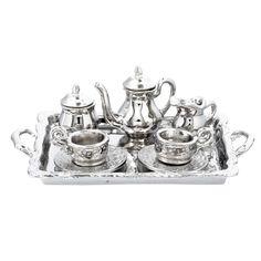 10-Pc. Manor Tea Set