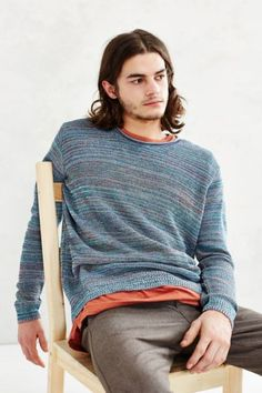 Koto Rainbow Twist Sweater - Urban Outfitters