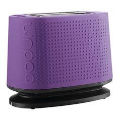 BODUM Bistro Toaster Purple