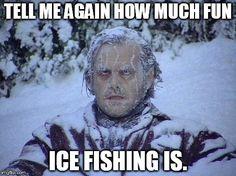 Ice fishing                                                                                                                                                                                 More