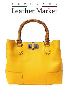 Apple Uk, Florence Italy, Wooden Handles, Italian Leather, Hand Bags, Tote Bags, Leather Handbags, Fall Outfits, Fashion Accessories