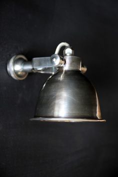 This fabulous wall light is beautifully designed, fantastic quality and incredibly eye-catching. The Fabulous Wall Light measures diameter at the largest point, height, from the wall when facing do. Industrial Wall Lights, Vintage Wall Lights, Conservatory Lighting, Rockett St George, Wall Light Fixtures, Silver Walls, Bathroom Wall Lights, Wall Sconces, Cool Lighting