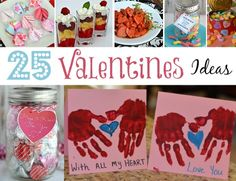 Valentines ideas, re