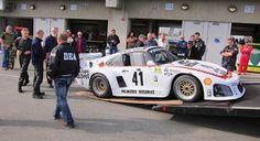 Porsche 935 K3 1979 Eks Don Whittington Diborgol Polisi? #BosMobil
