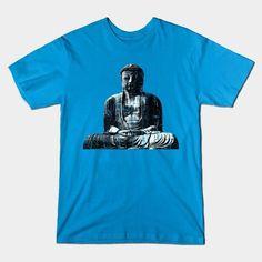 BUDDHA T-Shirt - Vintage T-Shirt is $14 today at TeePublic!