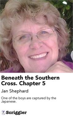 Beneath the Southern Cross. Chapter 5 by Jan Shephard https://scriggler.com/detailPost/story/74214 One of the boys are captured by the Japanese.