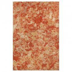 Carrara Orange Area Rug