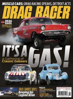 Drag Racer May 2016 digital magazine - Read the digital edition by Magzter on your iPad, iPhone, Android, Tablet Devices, Windows 8, PC, Mac and the Web.
