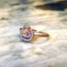 Stumbled upon this Nora Kogan engagment ring--love the uniqueness of it!!!