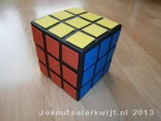 Surprise rubiks kubus