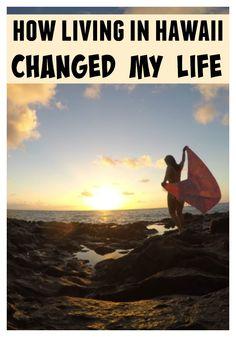 Are you moving to Hawaii? Check out my reflections on how living in Hawaii changed my life for some pre-move inspiration. Kona Hawaii, Hawaii Life, Honolulu Hawaii, Oahu, Hawaii 2017, Hawaii Style, Kailua Kona, Moving To Hawaii, Hawaii Travel
