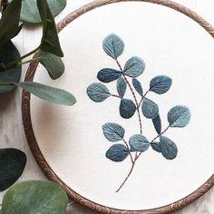 by @hoops_broderies⠀ .⠀ .⠀ .⠀ .⠀ .⠀ #embroidery #embroideryart #embroideryartist #fiberart #broderie #sewing #stitches #stitching #stitcher…