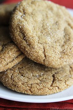 Soft & Chewy Gingers