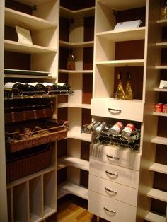 Delicieux Pantry Designs That We Think You Will Like: California Closets DFW