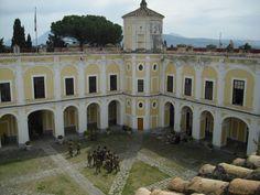 Sito Reale di Persano, Serre, Salerno
