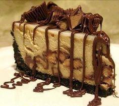 Oh my! Chocolate goodness