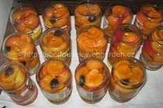 Meruňkový kompot | jitulciny-recepty.cz Preserves, Nespresso, Coffee Maker, Canning, Food, Preserve, Meal, Drip Coffee Maker, Essen