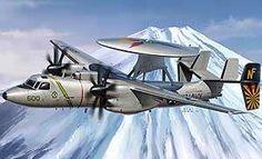 1:48 Italeri E-2C Hawkeye/Hawkeye 2000 - IT2687