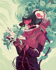 regram @sylvain_runberg Art by Natalie Dombois
