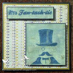 craftliners: Mr. Fan-Tash-Tic