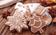 Receita de Biscoitos de Natal   Doces Regionais