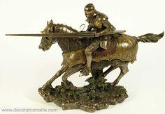Caballero Medieval en Lance