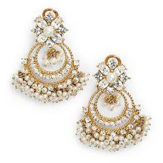 Women's Marchesa Crystal Chandelier Drop Earrings (€76) ❤ liked on Polyvore featuring jewelry, earrings, chandelier jewelry, crystal jewellery, marchesa, earring jewelry and drop earrings