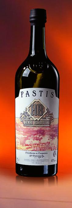 Pastis, Henri Bardouin, Id, Packaging 1998©markcom