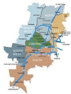 Johannesburg, South Africa - Travel Guide ~ Tourist Destinations