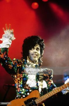 Photo of PRINCE, Prince performing on stage - Purple Rain Tour Prince Images, Photos Of Prince, Roger Nelson, Prince Rogers Nelson, Being Good, Purple Rain, Beautiful One, Your Music, Prince Charming