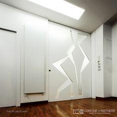 CORFONE+PARTNERS -  Interior design Living Room - I7 HOUSE