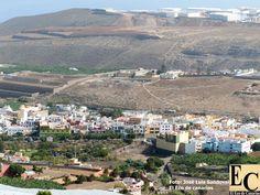 Un rayo pudo haber matado a una niña en Arucas, Gran Canaria      Barrio de cardones, Arucas, donde...