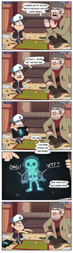 These gravity falls comics are the coolest Gravity Falls Funny, Gravity Falls Comics, Gravity Falls Art, Gravity Falls Dipper, Dipper And Mabel, Big Dipper, Dipper Pines, Florent Mothe, Monster Falls