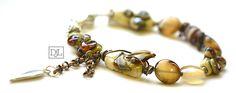 :ombre: Contemporary Murano glass beads. Deborah JLambson