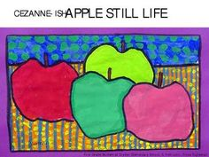 Apple-Still-Life-Art-Project-for-Elementary-Students-18976 Teaching Resources - TeachersPayTeachers.com