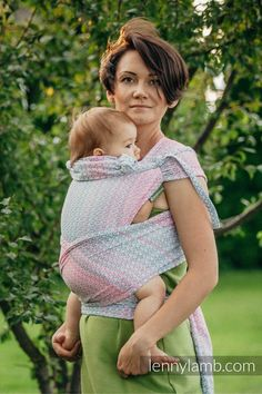 WRAP-TAI CARRIER TODDLER WITH HOOD/ JACQUARD TWILL / 60% COTTON, 28% WOOL, 8% SILK, 4% CASHMERE/ LITTLE LOVE - ROSE GARDEN