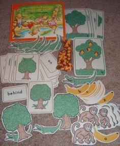 5 Monkeys In Tree