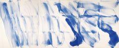 Renée Levi, o.T., 2010, 230x570 cm, 3-teilig