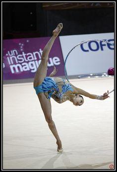 27e Internationaux Gymnastique Rythmique Thiais 2013 : Qualification Grand Prix. Palais Omnisport, Thiais,France. Samedi 30 mars 2013. By Oppamaeki.