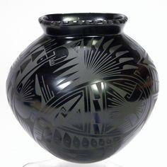 Mata Ortiz Oscar Quezada Olla Cazuela Bowl