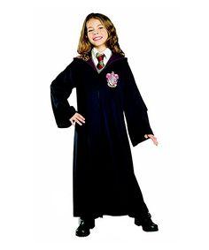 Black Harry Potter Gryffindor Robe - Kids