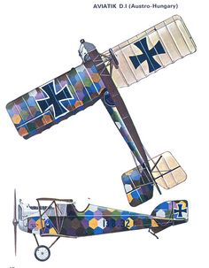 """""""In World War I, while the British were busy developing the """"Dazzle"""" and """"Splinter"""" camouflage prints, the Germans and Austro-Hungarians were designing the equally brilliant and crazy """"Lozenge"""" patterns, made up of colorful elongated polygons."""" (Wary Meyers)"""