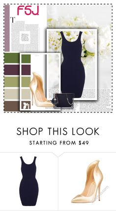 """""""FSJ 4/10"""" by emina-095 ❤ liked on Polyvore featuring Mixit and fsjshoes"""