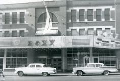 Springfield, Illinois. The Roxy Theater 1958. Courtesy of Springfield Rewind and Sangamon Valley Archives.
