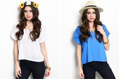 Go-To Dolman Tops- 6 Colors! 66% OFF