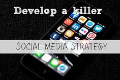 Social Media Strategy- Twitter, FB, Instagram, Pinterest!!! Awesome READ!!!